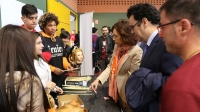 Spain - Over 500 Salesian Vocational Training students present their projects