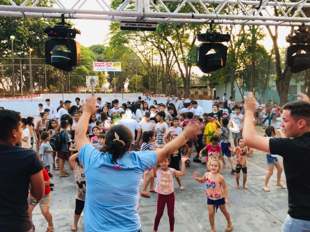 "Brazil - Over 455 youths at ""Bosco Fest"" in Indápolis"