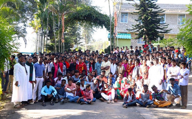 India - Youth Festival in Salesian Province of Tiruchy
