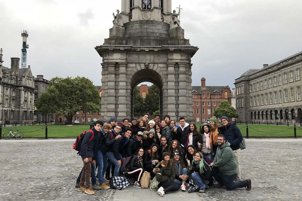 Ireland - An educational and formative experience for Don Bosco Ranchibile students