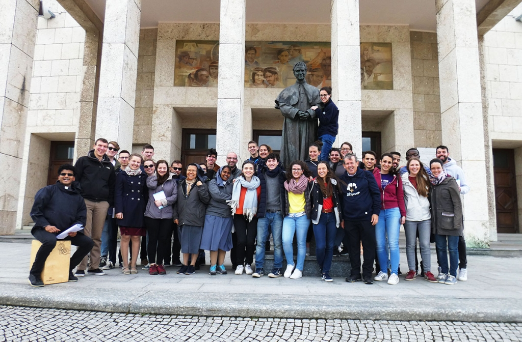 Italy - Spiritual exercises for young people of SYM Europe
