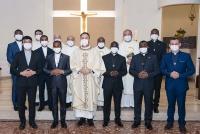 Italia – Il Rettor Maggiore presiede le Professioni Perpetue di otto salesiani