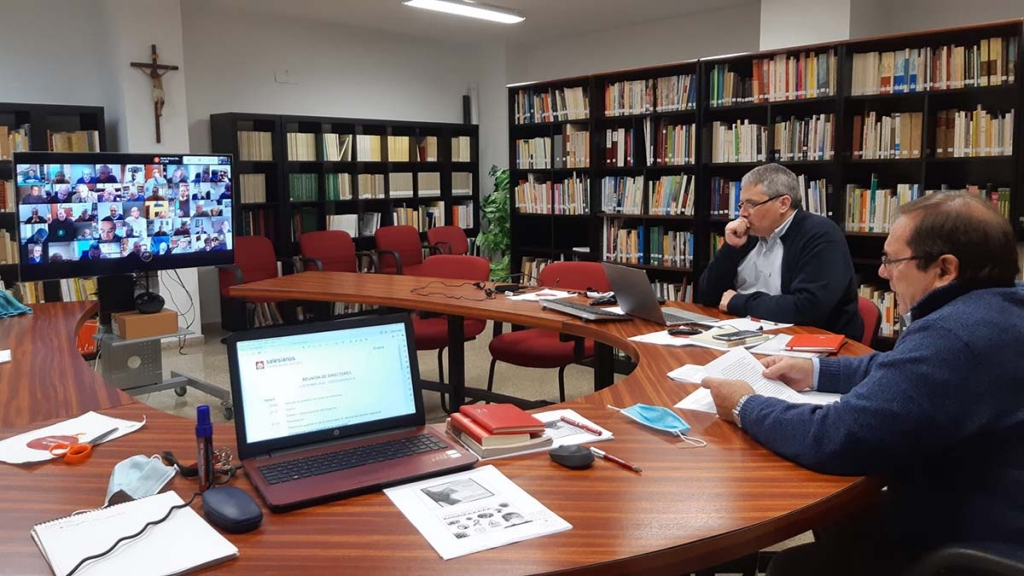 Spain - Salesian Rectors reflect with Provincial Council on animation and governance of community