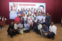 India – Rector Major finishes visit to Chennai Province
