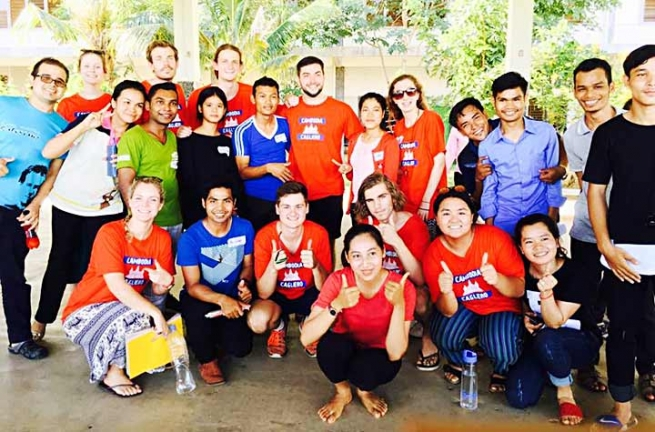 Cambodia – Cagliero Immersion 2017