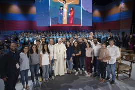 "Italy - Pope Francis to 70k youngsters at Circus Maximus: ""Transform today's dreams into the reality of the future"""