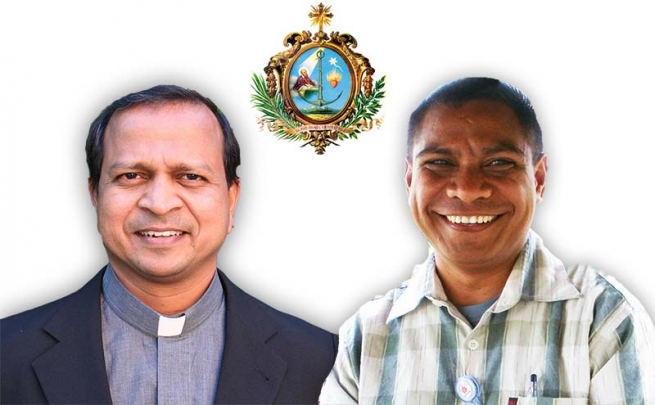 RMG – Appointments of the Superiors of India-Panjim and Indonesia-East Timor