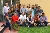 Mexico – Beginning of activities of Mexico-Guadalajara Mission's Provincial Team