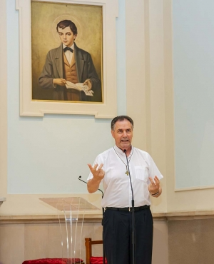 """RMG – """"Good night"""" by Rector Major at conclusion of General Council summer plenary session"""