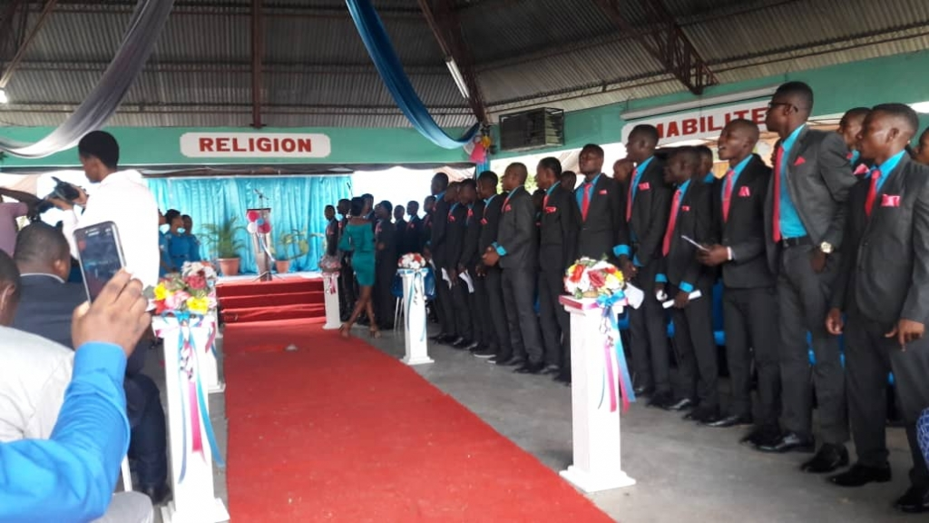 Haiti – Diploma Award Ceremony
