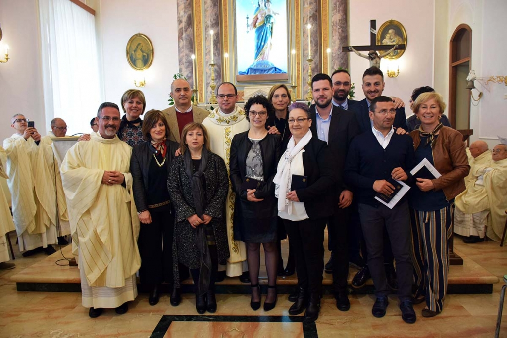 Italy - Priestly Ordination of Salesian Alberto Anzalone