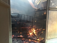 Uganda – Salesian children's dormitory in Bombo destroyed by fire