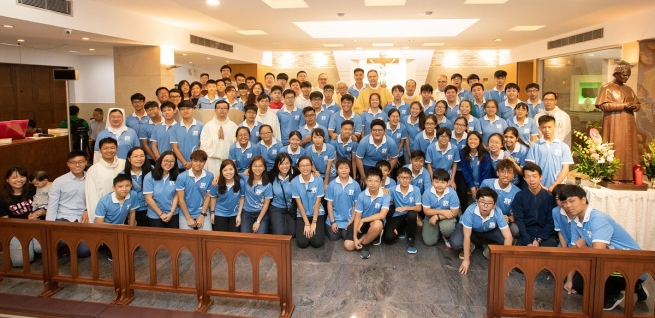 Hong Kong – Rector Major's Visit concluded