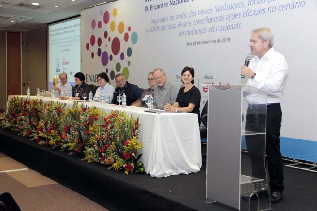 Brazil - National Meeting of RSB Schools and National Meeting of Local Economers