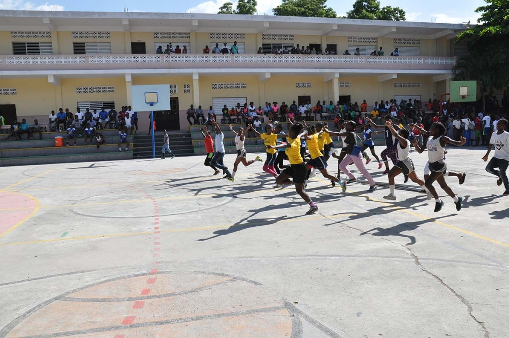 Haiti - VII edition of Salesian National Games