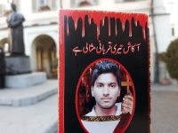 Pakistan - The memory of Akash Bashir, Salesian Past Pupil, 4 years after his death