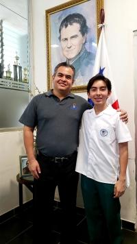 """Panama – Allievo dell'Istituto Tecnico """"Don Bosco"""" partecipa al Forum mondiale delle Nazioni Unite"""