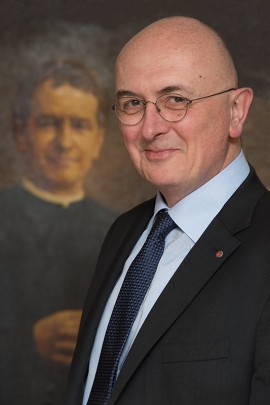 "Germany - Br. Muller, SDB: ""We need less consultants and more pastors"""