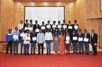 """India – """"Don Bosco Tech"""" Skills First Batch of Students in Data Centre Operations Management"""