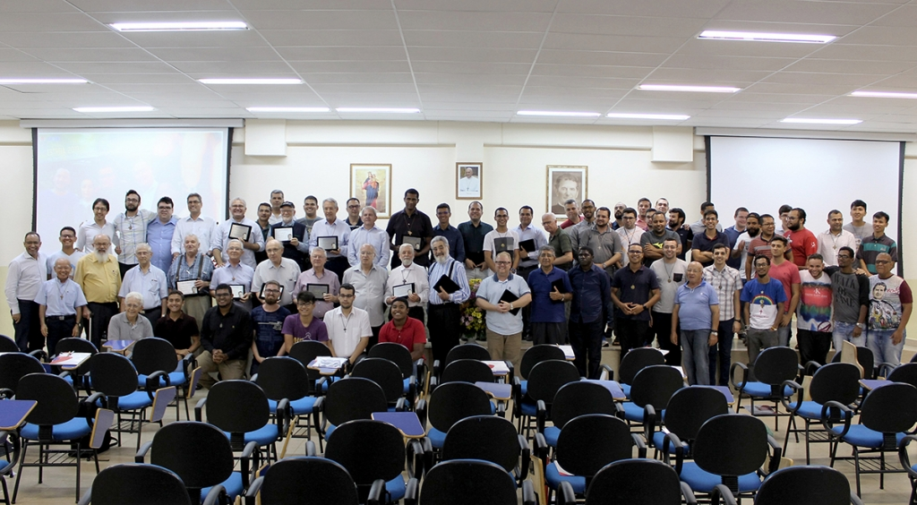 Brazil - Assembly and feast of Campo Grande Province