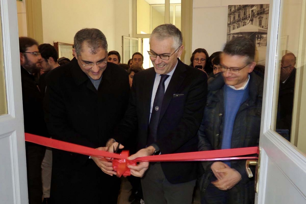 Italy - Robotics and Communication Room of Palermo's Don Bosco Ranchibile inaugurated