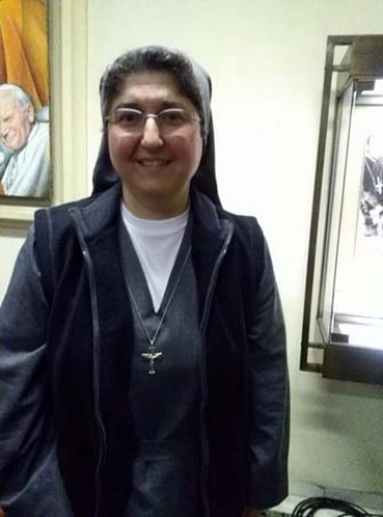 Vatican - Sr Carolin and the other brave women who offer an oasis of peace in Syria