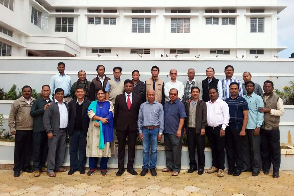 India - Formation course for 25 presidents of Salesian schools of Shillong