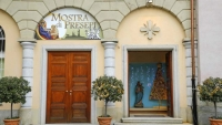 Italy – 21st Exhibition of Nativity Scenes in Basilica of Mary Help of Christians