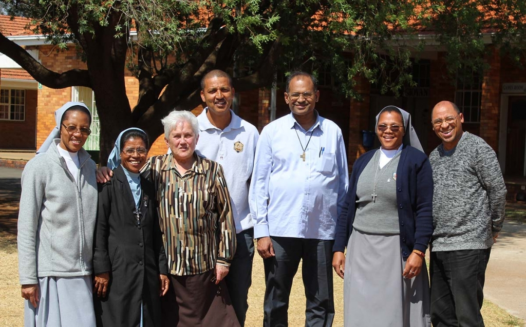 South Africa - Council of Salesian Family of Southern Africa Vice Province