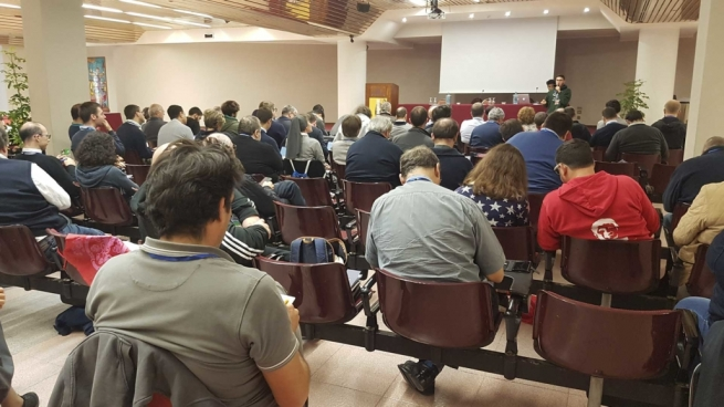 "Italy – ""Valdocco today"": from oratory seminar, a reminder for Provinces"