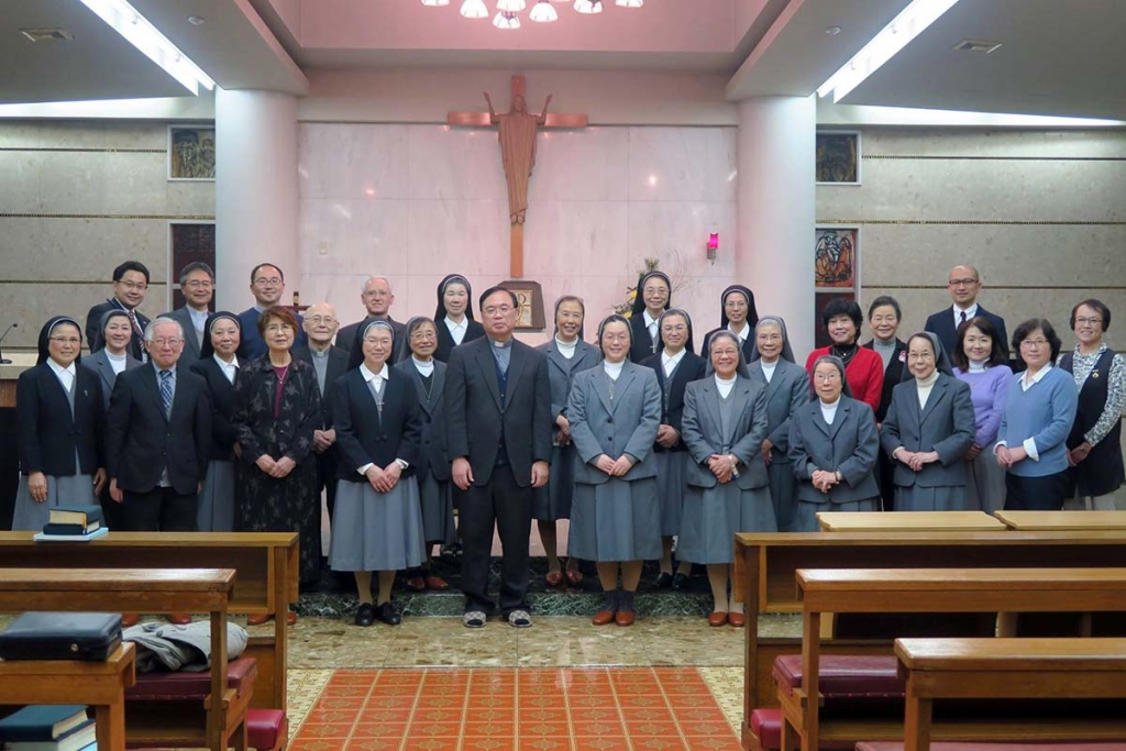 Japan - Meeting of Salesian Family Council 2018