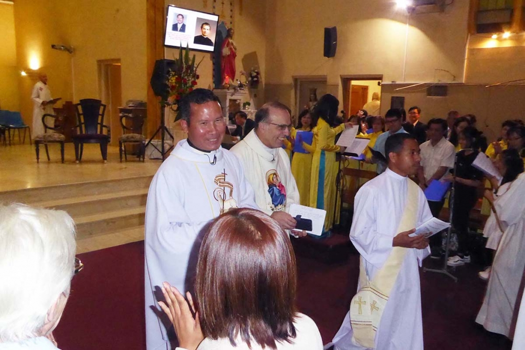 Australia - Don Bosco Festival and inauguration of new Provincial