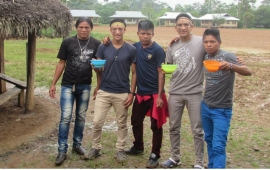 Ecuador - My Day as a Young Salesian in the Wasakentsa mission