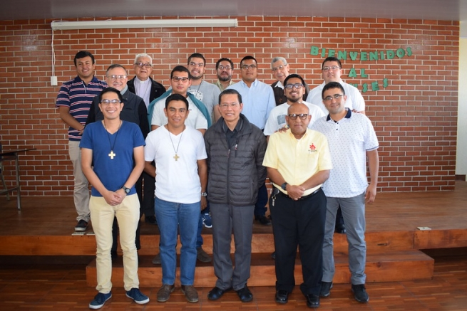 Guatemala – New member of Missions Department makes his first missionary visit: Fr Giuseppe Nguyen