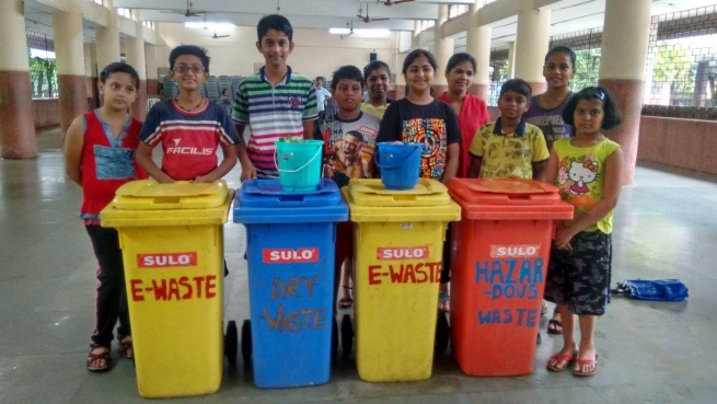 India - Salesians for the environmental education of young people