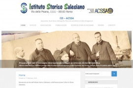 RMG - The new ISS-ACSSA site is online under the patronage of Mary Help of Christians