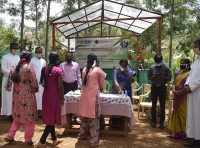 India – Inauguration of PROJECT 'CALLS': COVID19 Livelihood & Living Services for tribal community in Yercaud
