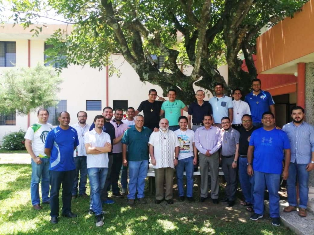 El Salvador - Annual meeting of Central America Youth Ministry coordinators