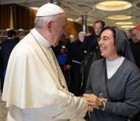 Vatican - A woman State Councilor of Vatican City: Sr. Alessandra Smerilli, FMA