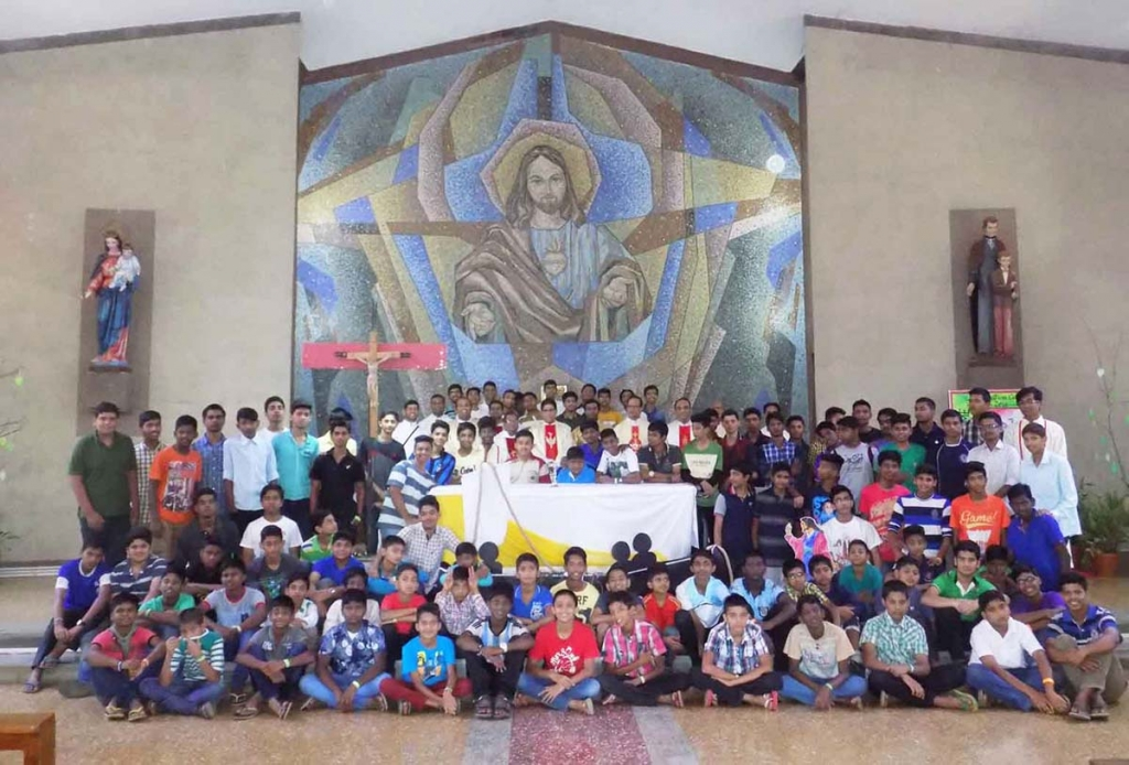 India – Campo Vocazionale 2016 Don Bosco Lonavla