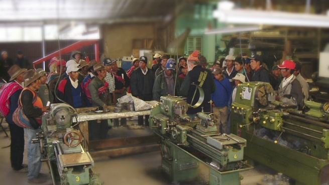 Bolivia - Project started to improve production in rural communities