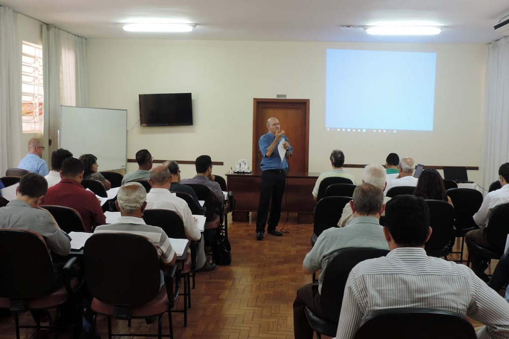 Brazil - Pastoral Meeting on the Net