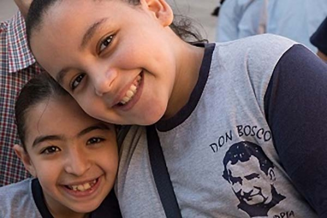 Egypt - Schools, oratories, outskirts: Salesian presence in Egypt