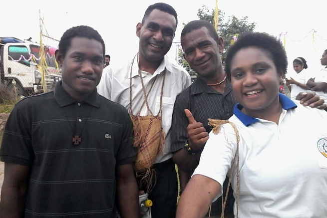 Solomon Islands - Anthony Wale's vocation story