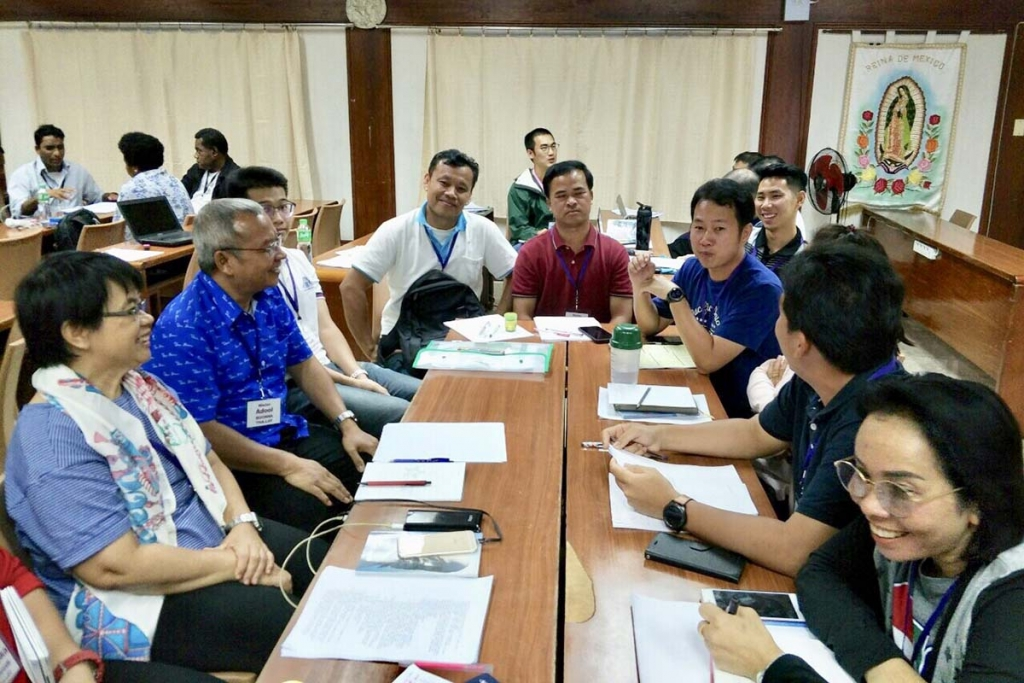 Philippines - Seminar-workshop on Don Bosco and his Spirituality