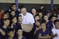 """Brasile – Rettor Maggiore: """"Salesiani e laici, abbiamo una missione condivisa"""""""