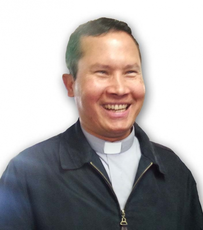 RMG – Appointment of Australia-Pacific Province: Fr William Matthews