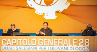 Italy – GC28: Chapter members at work on second core theme