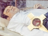 Mexico – San José Sánchez del Río's relics on visit to Salesian Institute
