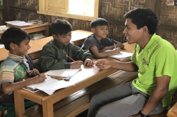 Myanmar – Salesian Centre in Mandalay offers a helping hand to street kids